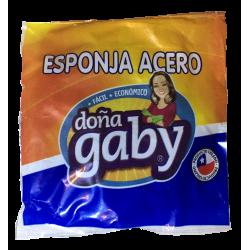 Doña Gaby Esponja de Acero