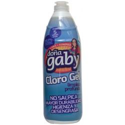 """Cloro Gel """"Doña Gaby"""""""