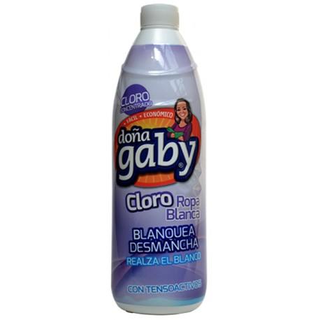 """Cloro Ropa Blanca """"Doña Gaby"""""""
