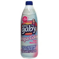 "Desmanchador Ropa Color ""Doña Gaby"""