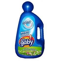 """Detergente Liquido Tradicional  """"Doña Gaby""""  3 L"""
