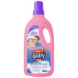 """Detergente  Hipoalergenico  """"Doña Gaby""""  2 L"""