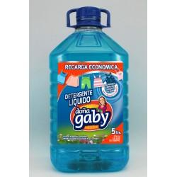 Doña Gaby Detergente Liquido Tradicional 5 Litros